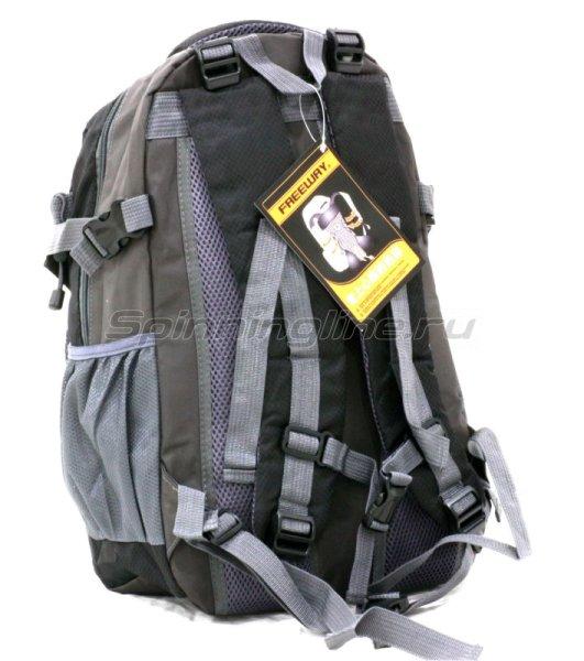 Рюкзак Freeway 2886-В1 черный малый -  2