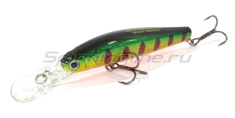 Воблер Skagit Designs Solid Tail Deep 46S F018T -  1