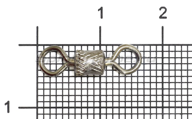 Вертлюг цилиндр с накаткой №2 -  1