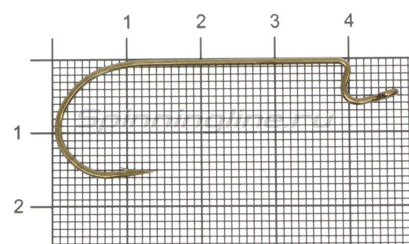 Крючок VMC 8313 BZ №1/0 -  1