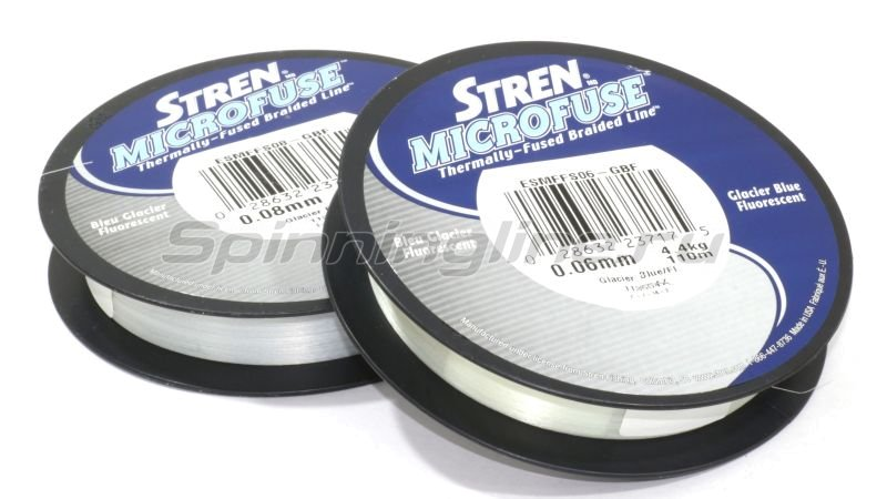 Шнур Stren Microfuse 110м GBF 0.08мм -  2