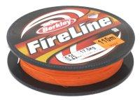 Плетеный шнур Berkley FireLine Orange