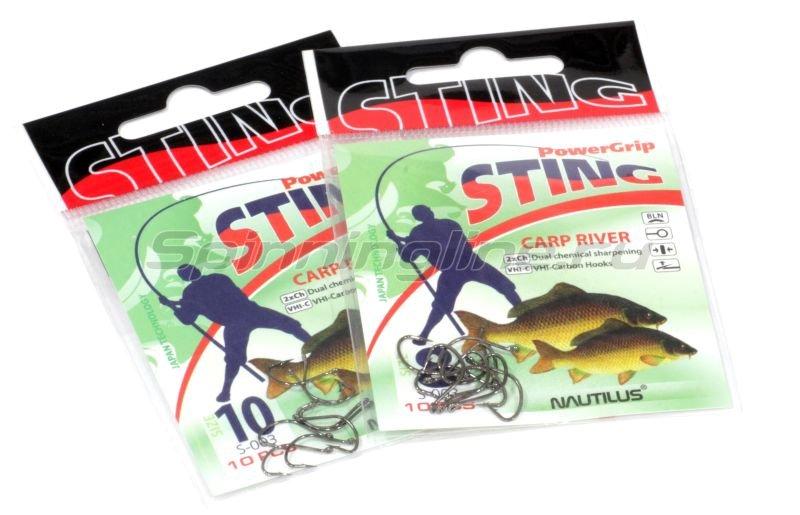 Крючок Sting Universal S-017BLN №6 -  3