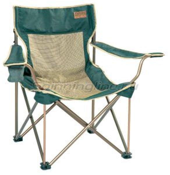Camping World - Кресло Villager S, зеленый - фотография 1