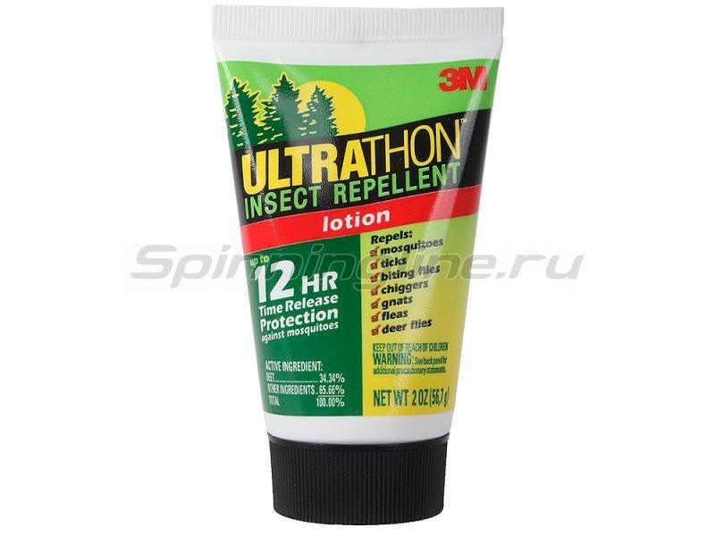 Лосьон для защиты от клещей, мошки и комаров UltraThon - фотография 1