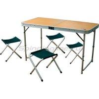 Стол Camping World Convert Table Mini plus 4