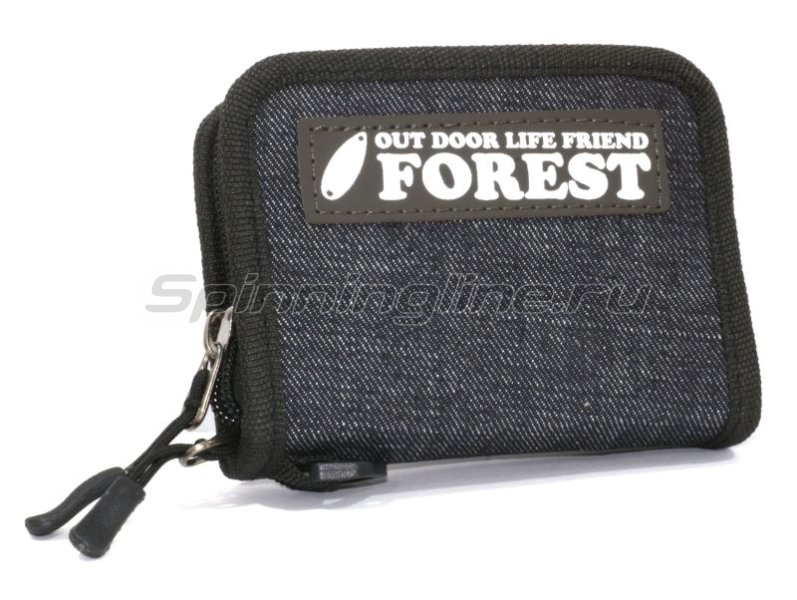Forest - Чехол для блесен Lure Case denim - фотография 1