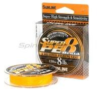 Шнур Super PE 8 Braid 150м 1.2 orange