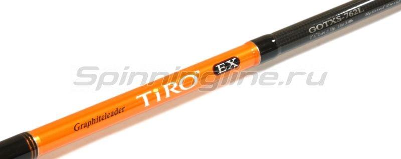 Спиннинг Tiro EX 762M -  2