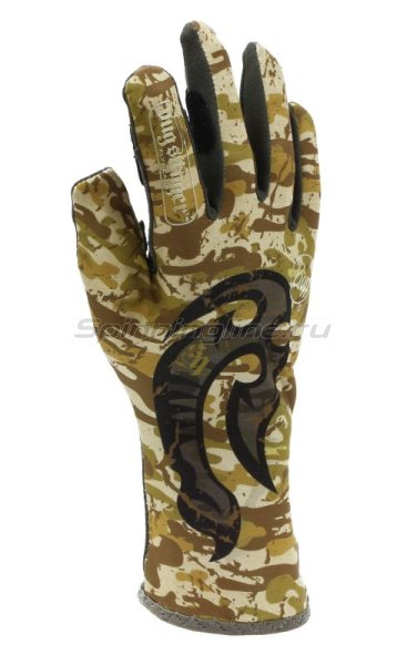Перчатки Buff MXS Gloves BS Maori Hook S-M - фотография 1