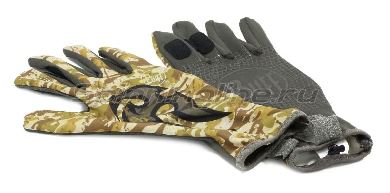 Перчатки Buff MXS Gloves BS Maori Hook XS-S - фотография 5