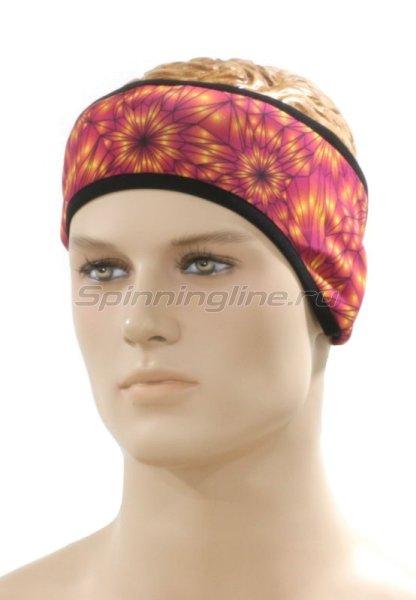 Повязка Buff Headband Pro Binning -  1