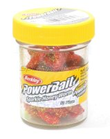 Приманка Powerbait Honey Worms 25 red scales