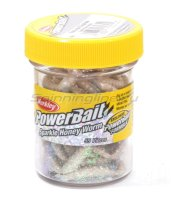 Приманка Powerbait Honey Worms 25 natural scales