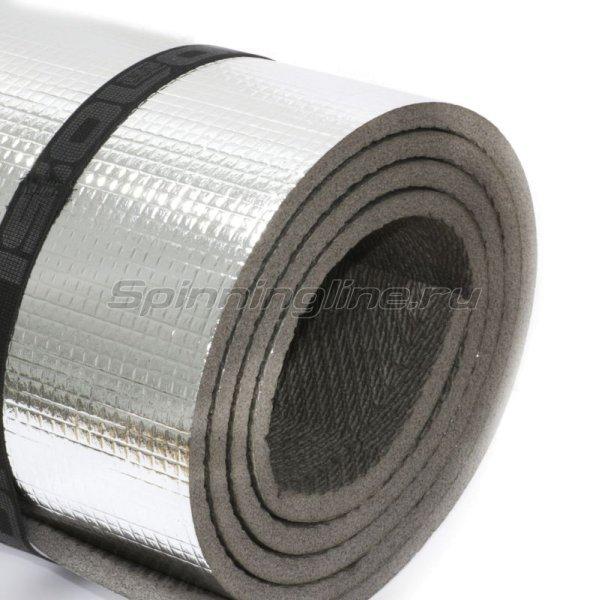 Коврик туристический Decor Металлик 4010 темно-серый -  1