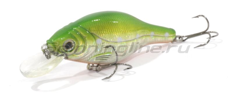 Trout Pro - Воблер Bass Minnow 60F 086 - фотография 1