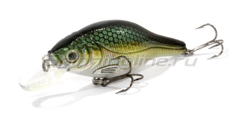 Trout Pro - Воблер Bass Minnow 60F 112 - фотография 1