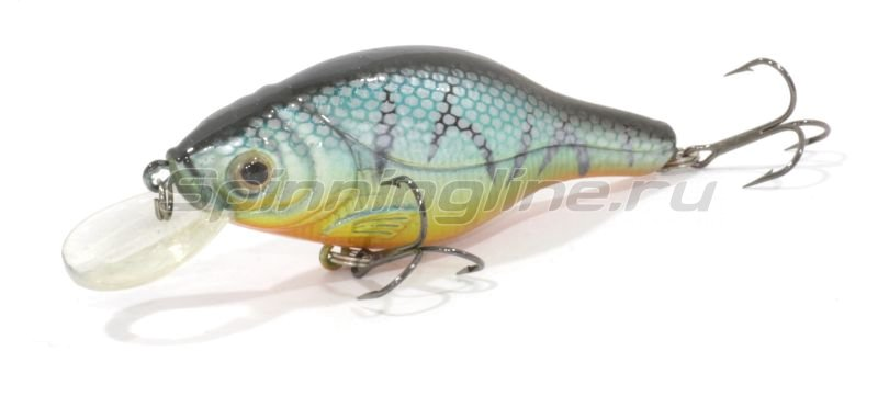 Trout Pro - Воблер Bass Minnow 60F 184 - фотография 1