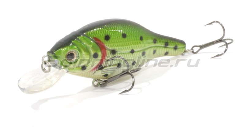 Trout Pro - Воблер Bass Minnow 60F 003 - фотография 1