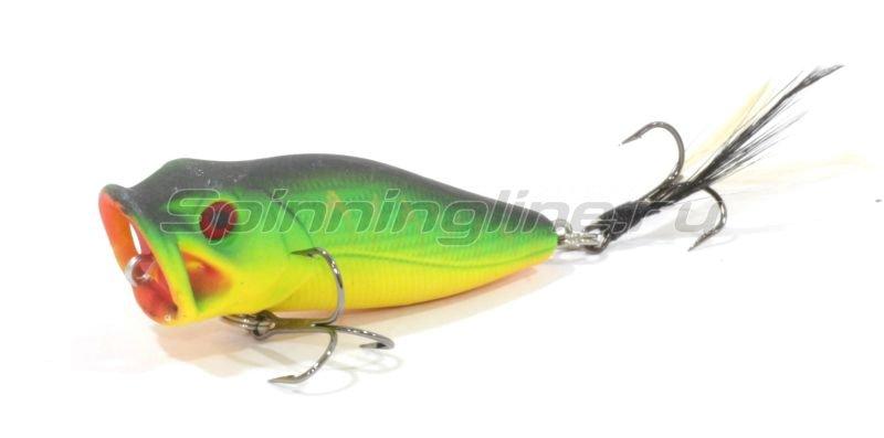 Trout Pro - Воблер Bubble Popper 45 M06 - фотография 1