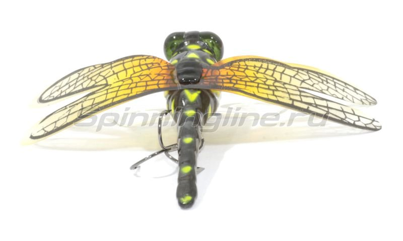 Trout Pro - Воблер Dragon Fly Popper 70 DF02 - фотография 4