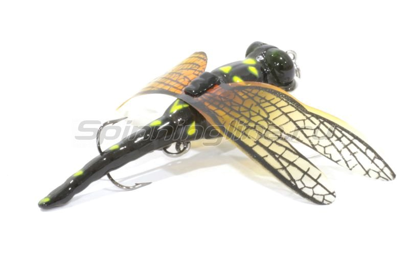 Trout Pro - Воблер Dragon Fly Popper 70 DF02 - фотография 5