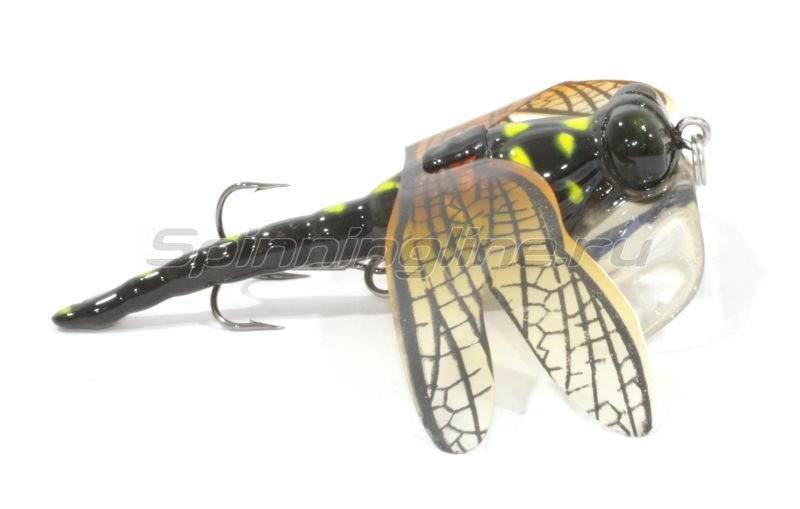Trout Pro - Воблер Dragon Fly Popper 70 DF02 - фотография 6