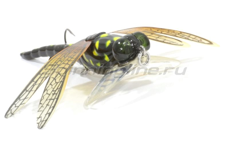 Trout Pro - Воблер Dragon Fly Popper 70 DF02 - фотография 7