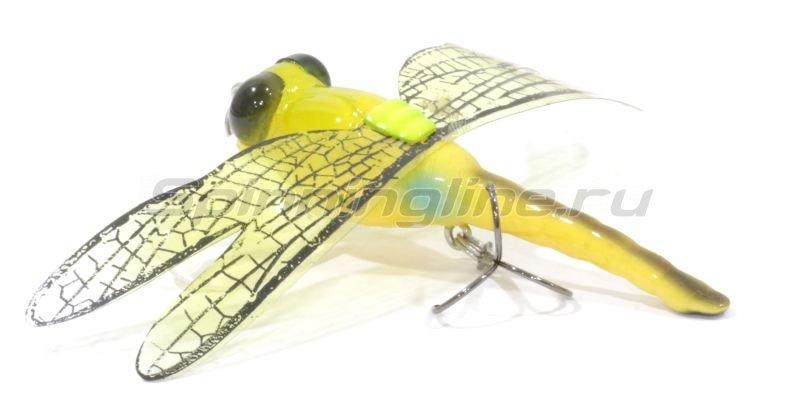 Trout Pro - Воблер Dragon Fly Popper 70 DF04 - фотография 2