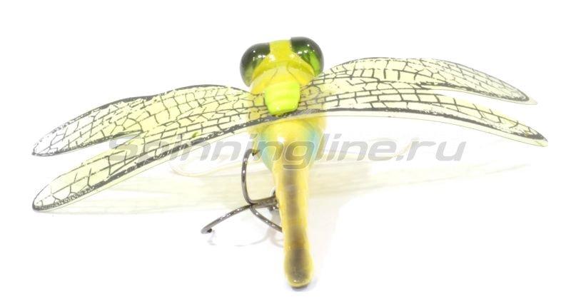 Trout Pro - Воблер Dragon Fly Popper 70 DF04 - фотография 3