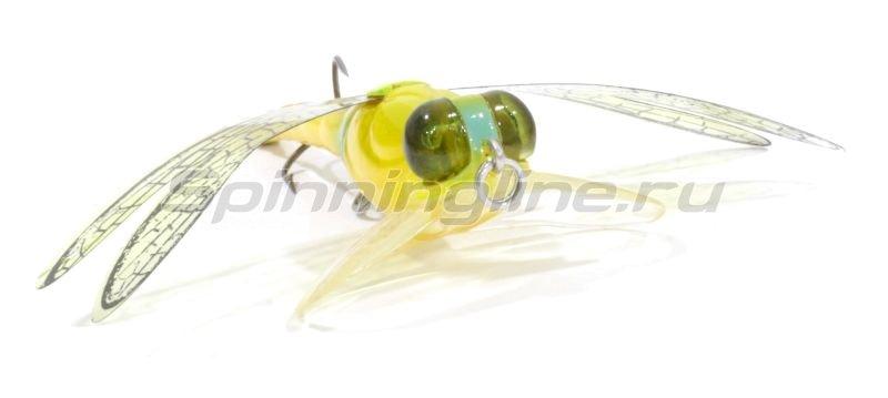 Trout Pro - Воблер Dragon Fly Popper 70 DF04 - фотография 5