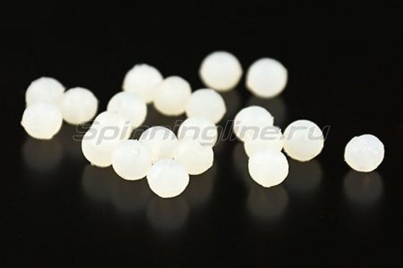 Nautilus - Бусины Soft Glow Beads 4мм - фотография 1