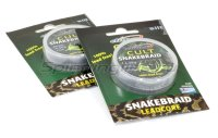 Lead Core Snakebraid 10м 40lbs silt