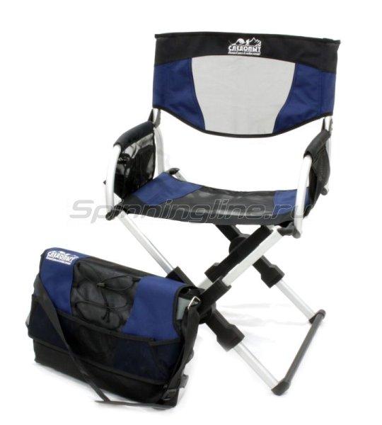 Следопыт - Кресло складное Ultra Compact (сетка) - фотография 1