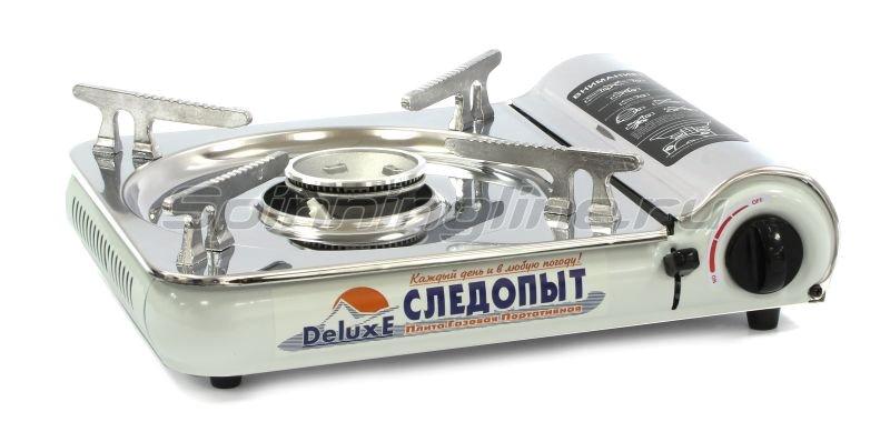 Газовая плита Следопыт Deluxe - фотография 1