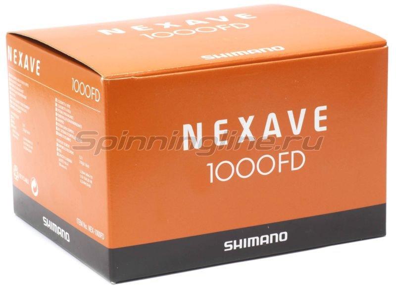 Shimano - Катушка Nexave 1000 FD - фотография 8