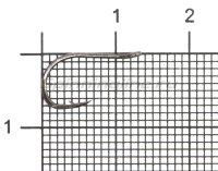 Крючок VMC 7102 BN №6