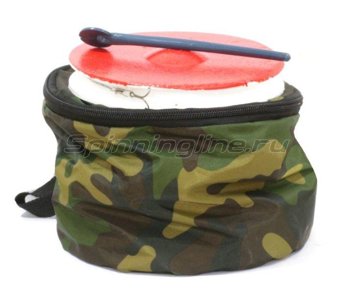 Кружок оснащенный в сумке 150мм 10шт. -  1