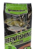 Прикормка Greenfishing Energy Лещ red 1кг.