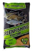Прикормка Greenfishing Energy Карп 1кг.