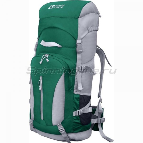 Nova Tour - Рюкзак Витим 80 V2 зеленый - фотография 1