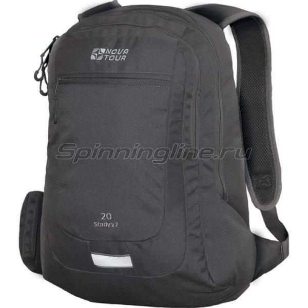 Рюкзак Стади 20 V2 черный -  1