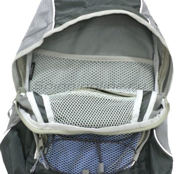 Рюкзак Раш 30 V2 серый/синий -  2