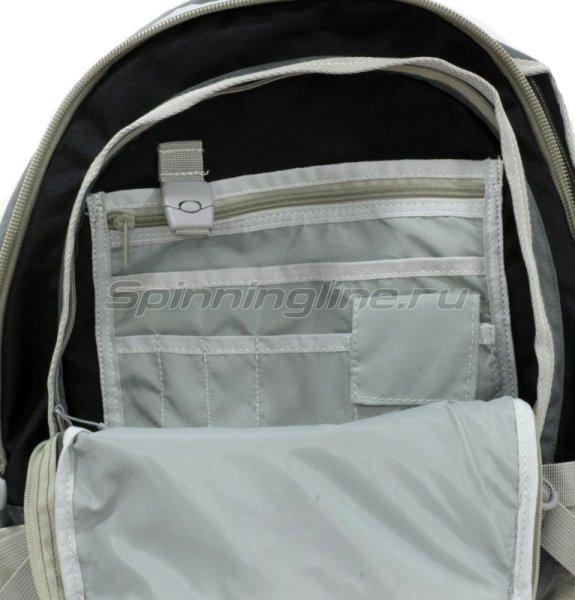 Рюкзак Слалом 40 V2 серый/черный -  2