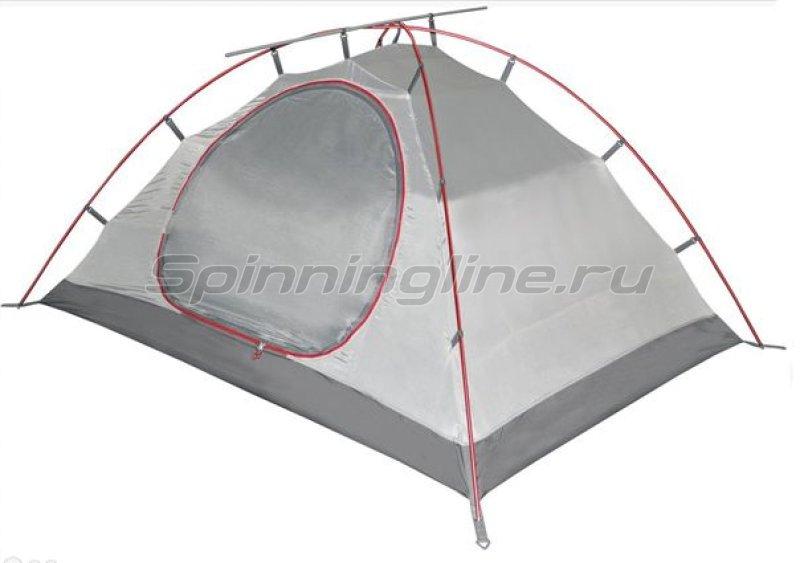 Палатка Памир 3 V2 оранжевый -  3