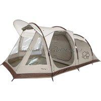 Палатка Greenell туристическая Вэрти 4 коричневый