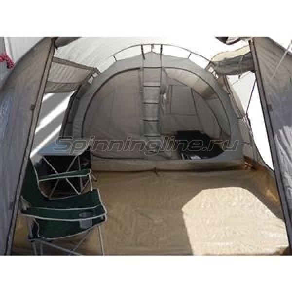 Палатка туристическая Вэрти 4 коричневый -  4