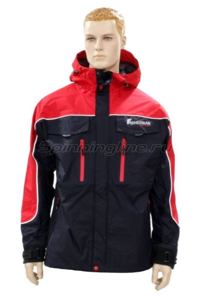 Куртка Fisherman - Nova Tour Коаст Pro M графит -  3