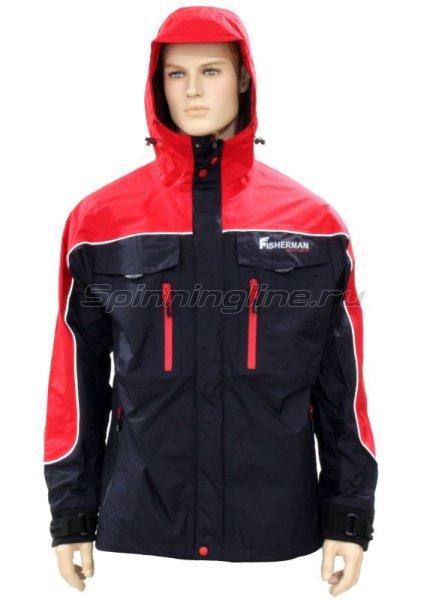 Куртка Fisherman - Nova Tour Коаст Pro XS графит -  1