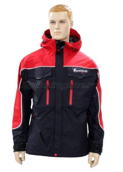 Куртка Fisherman - Nova Tour Коаст Pro XS графит -  2